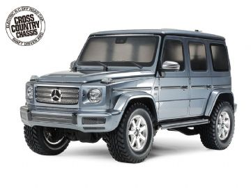 Tamiya 58675 Mercedes G500 - CC-02 1/10 Kit